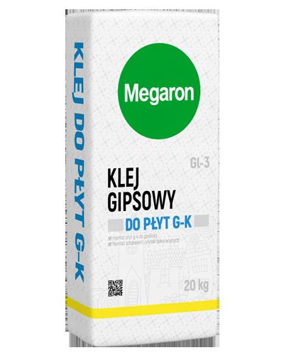 klej gipsowy megaron Gl-3